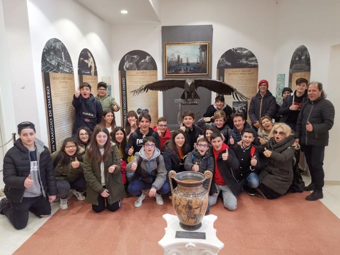 images Ulisse sul Fiume del Corace: venerdì 14 febbraio un incontro organizzato da Italia Nostra all'ex Stac di Catanzaro