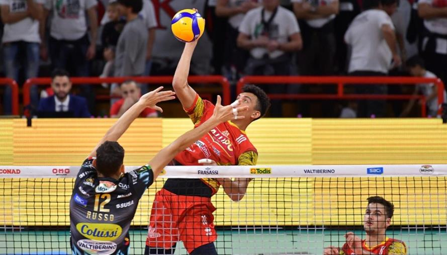 images Volley SuperLega: la Tonno Callipo si prepara alla trasferta di Civitanova