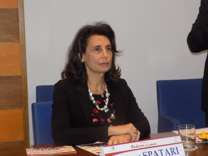 images Medicina del lavoro. A tu per tu con la Professoressa Giovanna Spatari, Presidente SIML