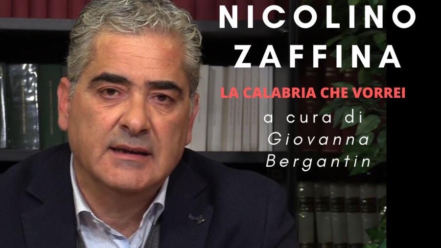"""images L'avvocato Zaffina sulle priorità per la Calabria: """"Aeroporto, spopolamento, giustizia"""" (VIDEO)"""
