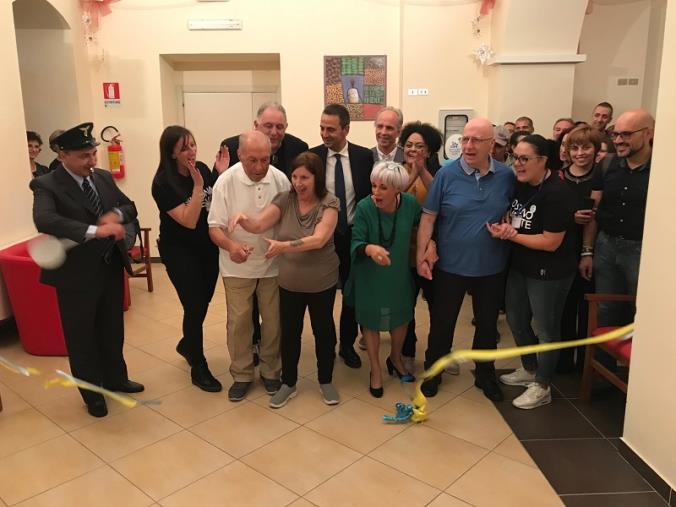 """images Catanzaro città capofila nella """"Terapia del treno"""" per le persone che soffrono di demenza"""