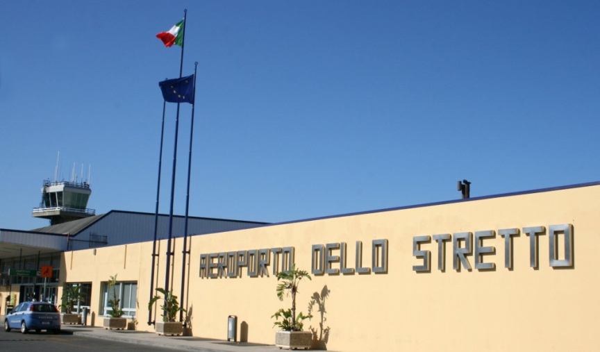 images Sacal annuncia la riapertura degli aeroporti di Reggio Calabria e Crotone