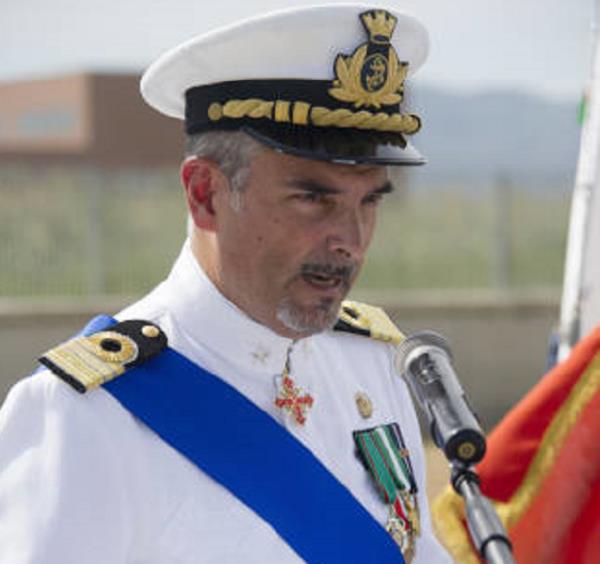 images Cambio di guardia alla Capitaneria di Corigliano: Alberto Mandrillo va al comando