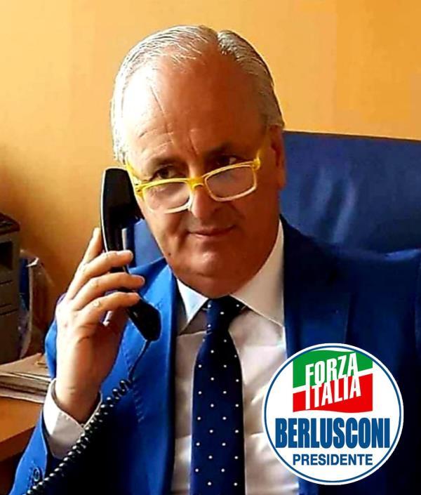 """Leroseè il nuovo coordinatore provinciale di Crotone del """"Movimento Seniores"""" di Forza Italia"""