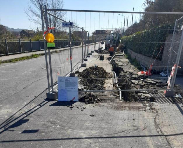 """Levato: """"Di nuovo sventrato il manto stradale in via Fiume Busento interessato da lavori di ditte private"""""""