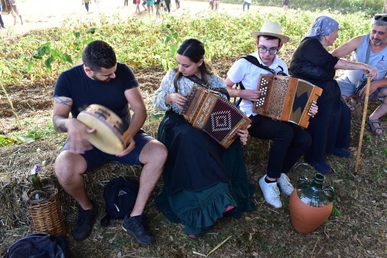 """Falerna. Festival delle Erranze e della Filoxenia: Si è svolto il quarto evento dedicato a """"Le vie del grano"""""""