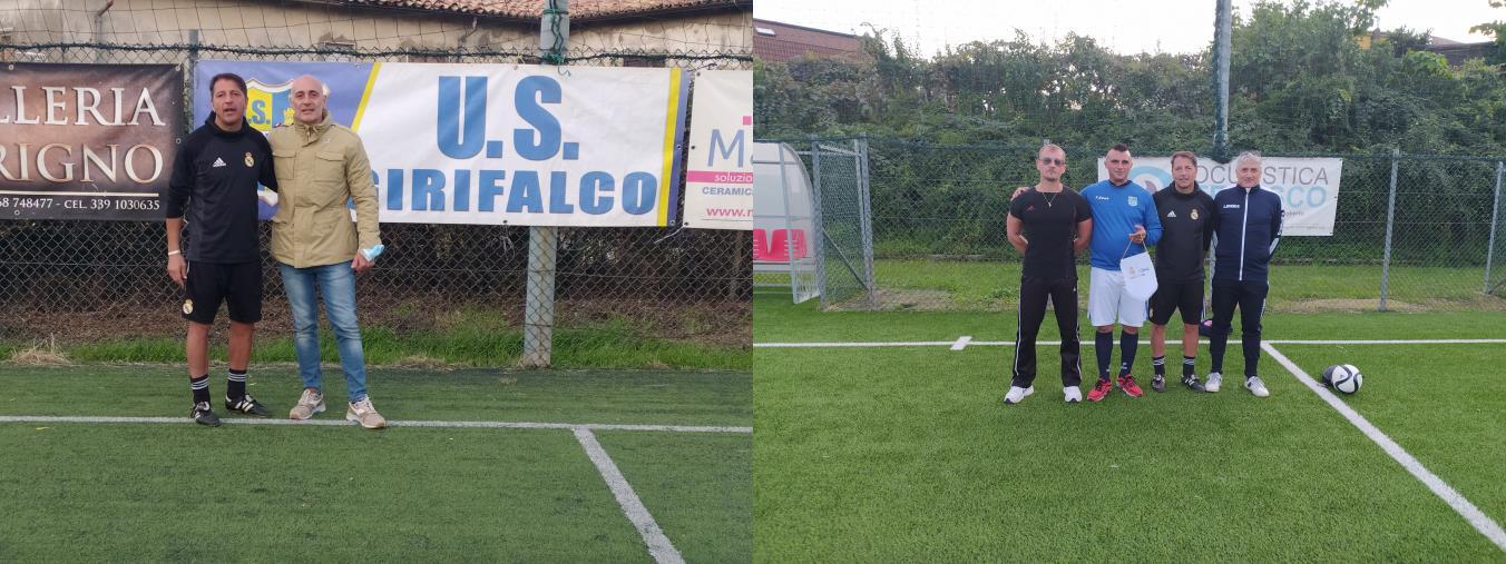 Calcio dillettantistico. Dal Real Madrid a Girifalco per uno stage con i ragazzi dell'U.S.
