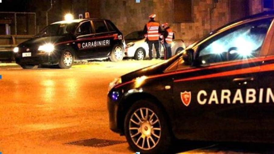 Catanzaro, favoriva la prostituzione di un 21enne sudamericano e detenevano armi e munizioni: denunciati entrambi