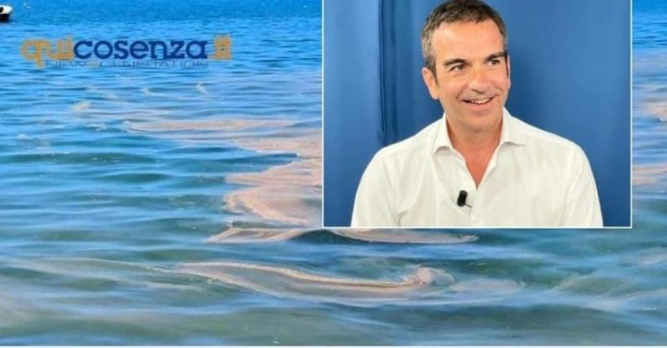 """Regionali, il candidato a Presidente Roberto Occhiuto: """"Calabria: il mare ritornerà ad essere fonte della vita"""""""