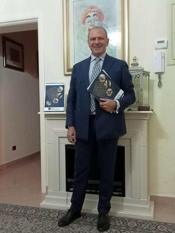 """Post-Elezioni. Gli auguri di Confprofessioni ad Occhiuto, Marino: """"Certi che saremo coinvolti nei tavoli decisionali per lo sviluppo della nostra Regione"""""""