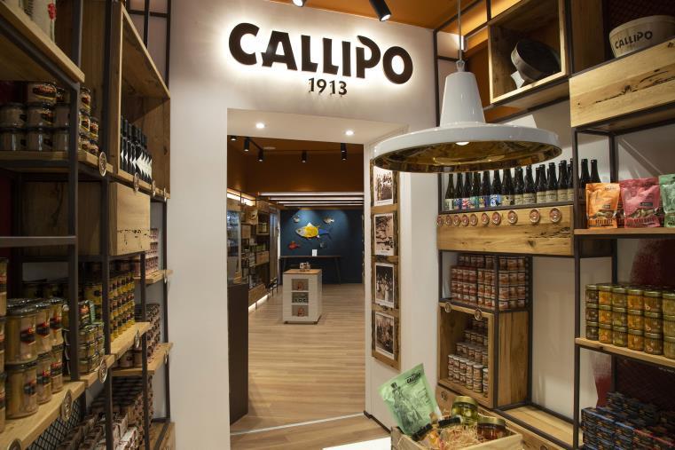 """Callipo apre a Roma il primo flagship store """"Callipo 1913"""" fuori dai confini calabresi"""