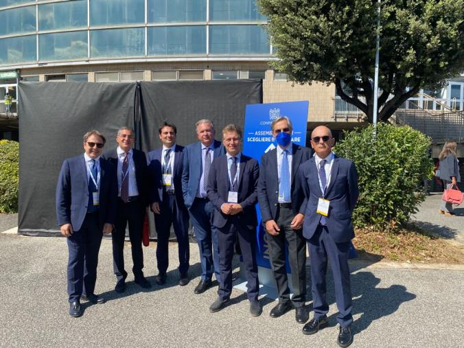 Assemblea nazionale di Confindustria, presente anche Unindustria Calabria