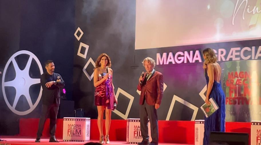 """MGFF. L'inno alla musica """"Futura"""" di Sanfelice apre la XVIII edizione nell'Area Porto di Catanzaro Lido"""