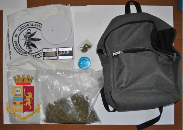 Catanzaro. Trovato con la marijuana in casa: arrestato un 47enne