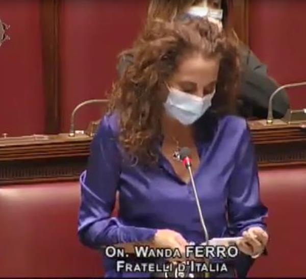 """Sanità. Wanda Ferro (FdI): """"Si dia seguito all'attivazione dellastroke unit di al """"Pugliese"""" di Catanzaro"""""""