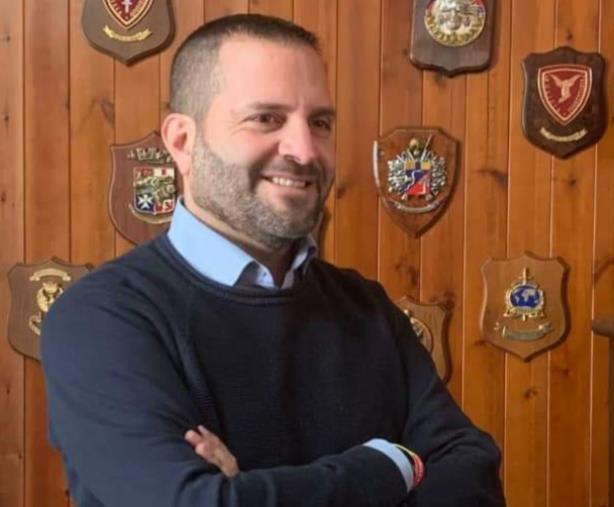 """Regionali, Frank Mario Santacroce si candida con """"Coraggio Italia"""""""