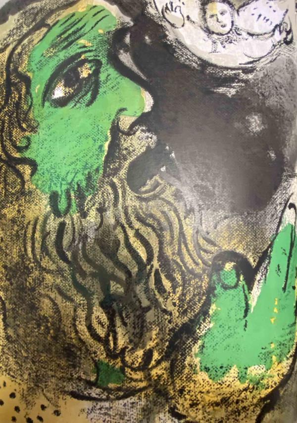 Catanzaro. Per la prima volta la città ospita una mostra dedicata a Chagall: dal 23 maggio al San Giovanni
