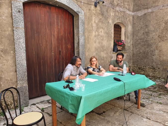 """La scrittrice Maddalena Fingerle si aggiudica la prima edizione del premio """"Città di Girifalco"""""""