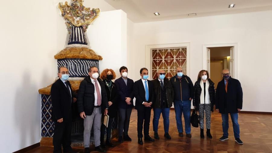 """Catanzaro. Aperta al pubblico l'ala comunale di Palazzo Fazzari: """"Un simbolo del centro storico"""""""
