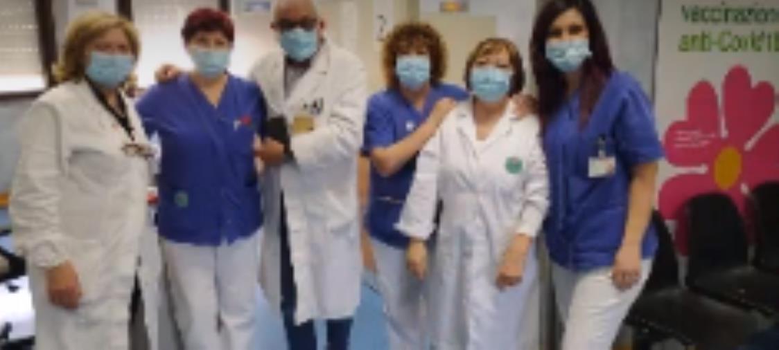 Giornata internazionale dell'infermiere. L'ospedale 'Pugliese-Ciaccio' li celebra in un video