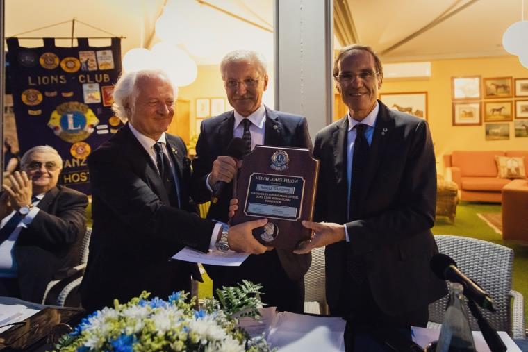 Catanzaro. Lions Club, Giuseppe Raiola nominato presidente Area 23 Distretto 108 YA