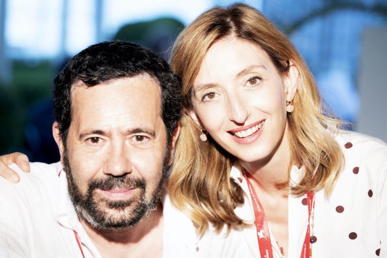 """David di Donatello 2021. I """"Migliori produttori"""" sono Marta Donzelli e il catanzarese Gregorio Paonessa con il film """"Miss Marx"""""""