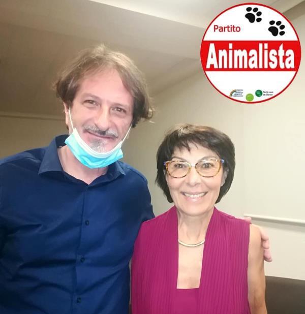 Regionali: il Partito Animalista Italiano a fianco della coalizione di centro-sinistra per Amalia Bruni presidente