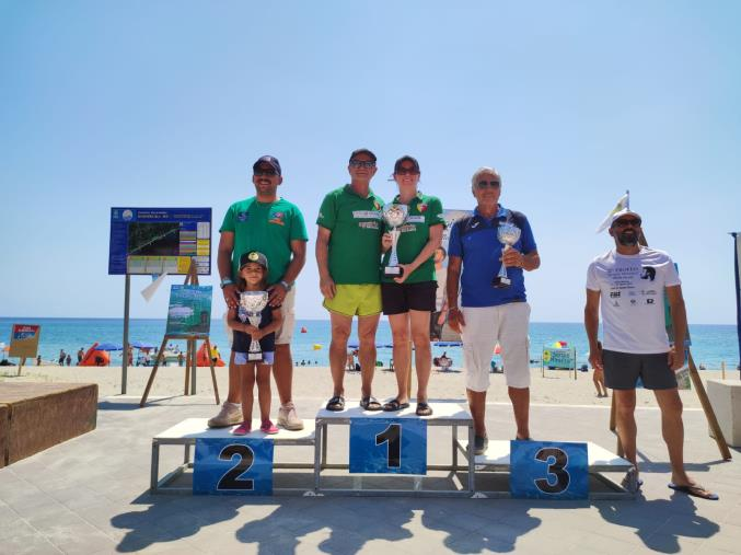 Calabria Swim Race conclude la Stagione sportiva 2020/2021 con la conquista del Campionato Regionale di Fondo